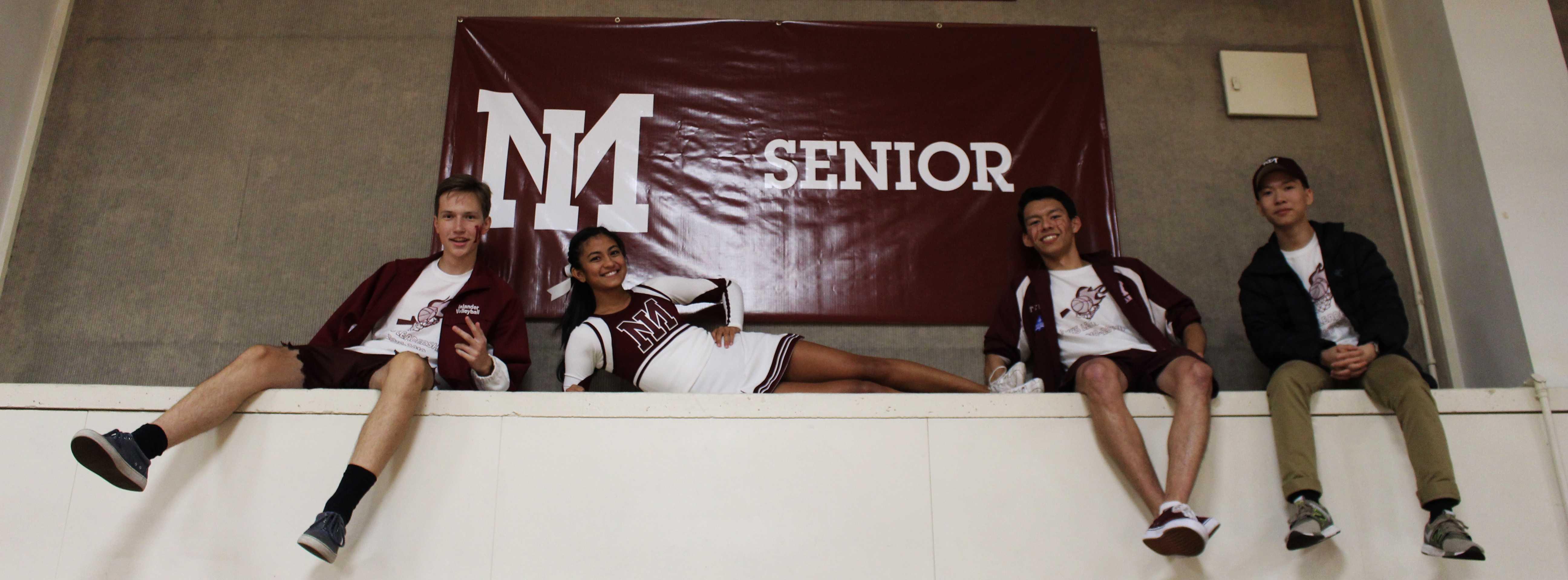 senior officers