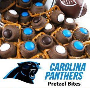 pretzel bites