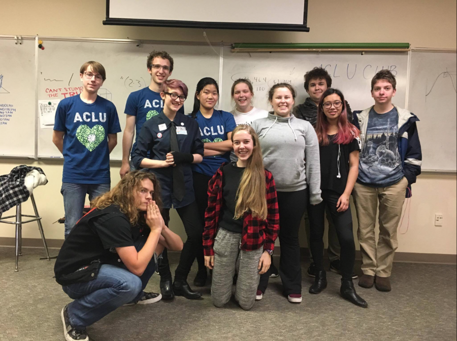 ACLU club: a starting point for student activism