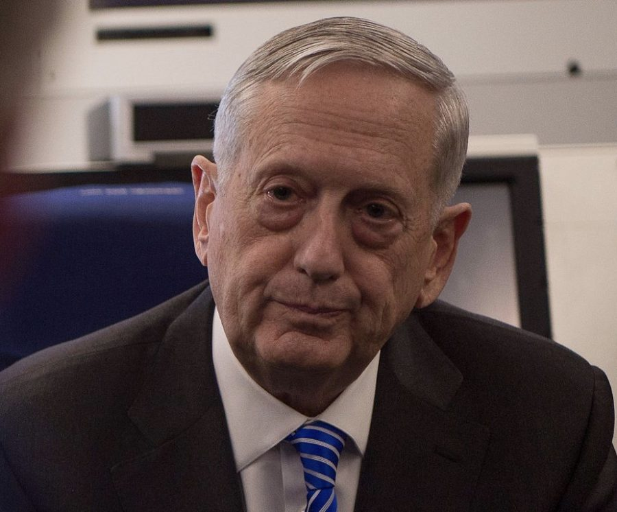 Full transcript: Defense Secretary James Mattis' interview with The Islander
