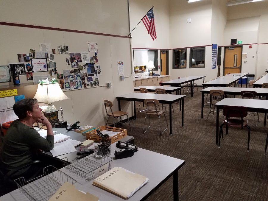 Commotion in the Classroom: The story behind the threat in Room 312