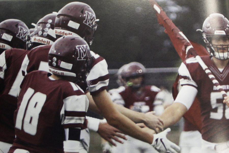 Football Team Will Face Liberty, With Playoff Hopes On the Line