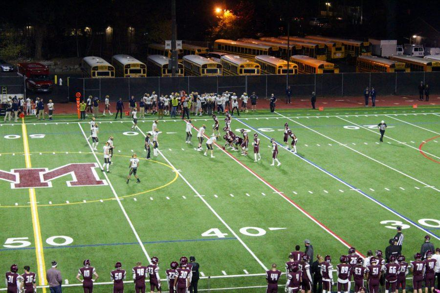 Mercer Island Loses to Bellevue in Final Game