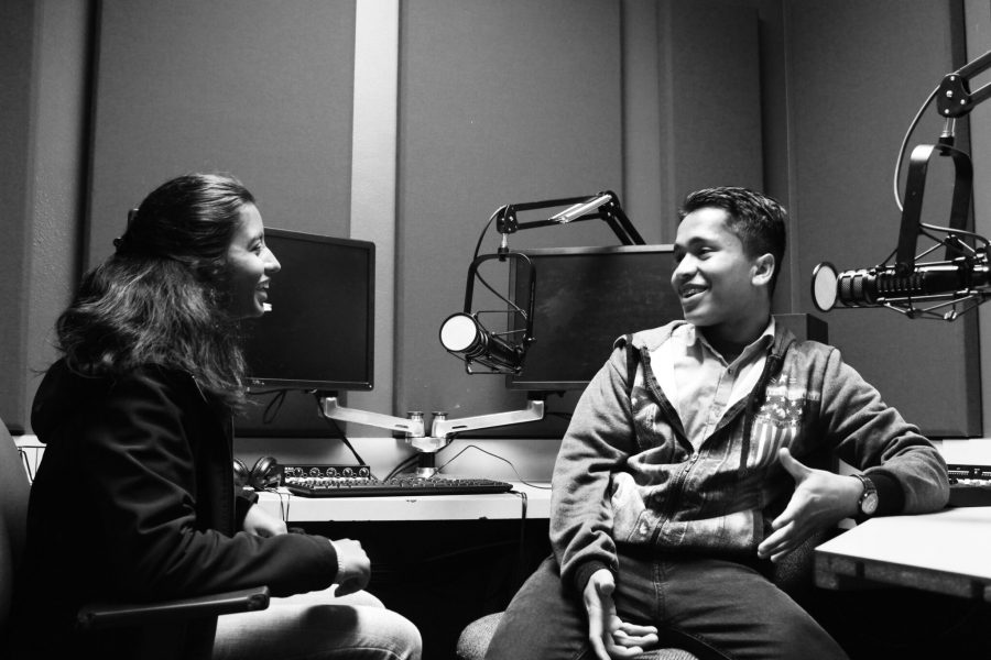Radio Students Take Action with KUOW's RadioActive