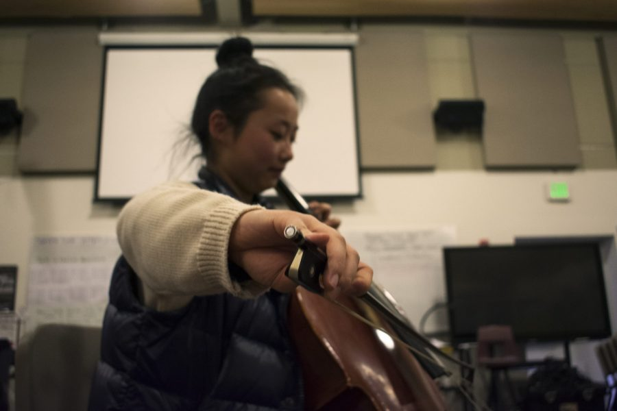 Orchestra Performance to Include Senior Soloists