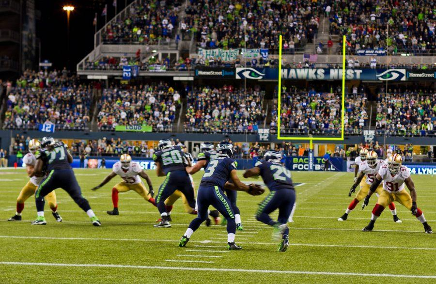 Green and Blue: The Seahawks Season Review