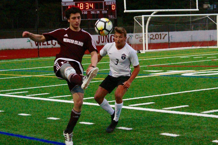 Blow Out: Mercer Island Boys Soccer Triumphs Over Lake Washington