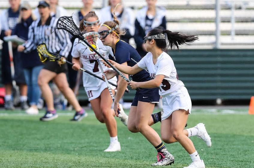 Mercer+Island+Girls+Lacrosse+Celebrates+Their+First+Title