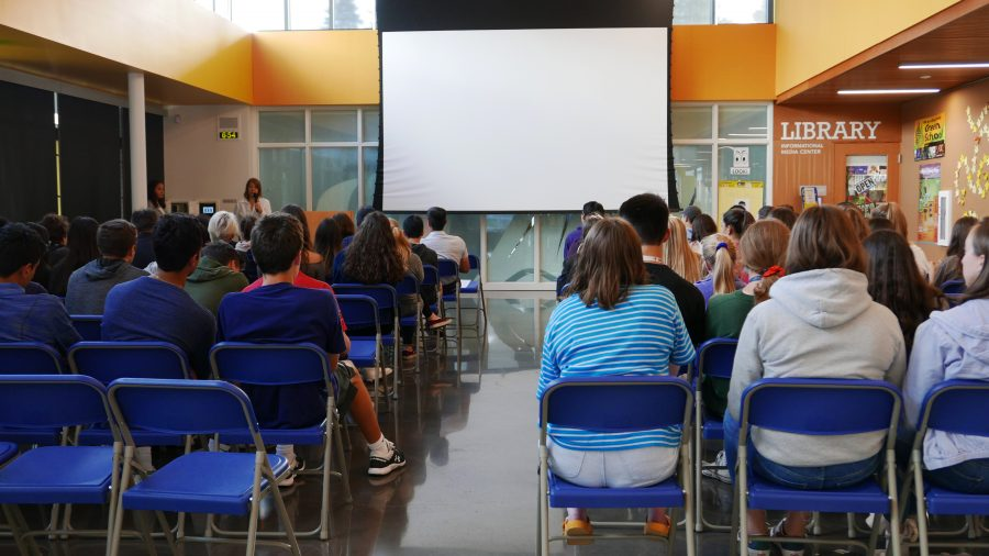 "Gender Equality Club Holds ""Brave Girl Rising"" Documentary Night to Stress the Importance of Education"