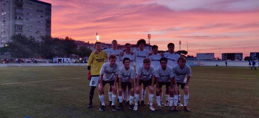 Boys Soccer Goes to Portugal