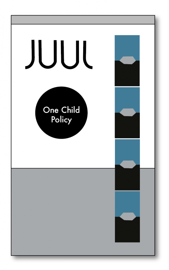 Juul Labs Introduces The One Child Policy