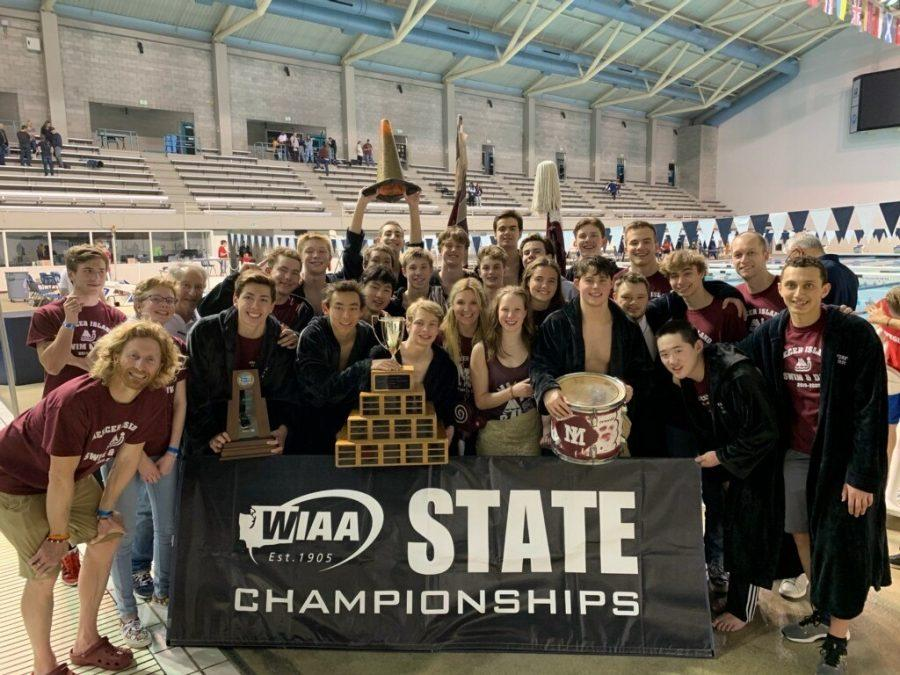 The+team+celebrates+after+being+announced+state+champion.+Photo+courtesy+Oliver+Schaaf