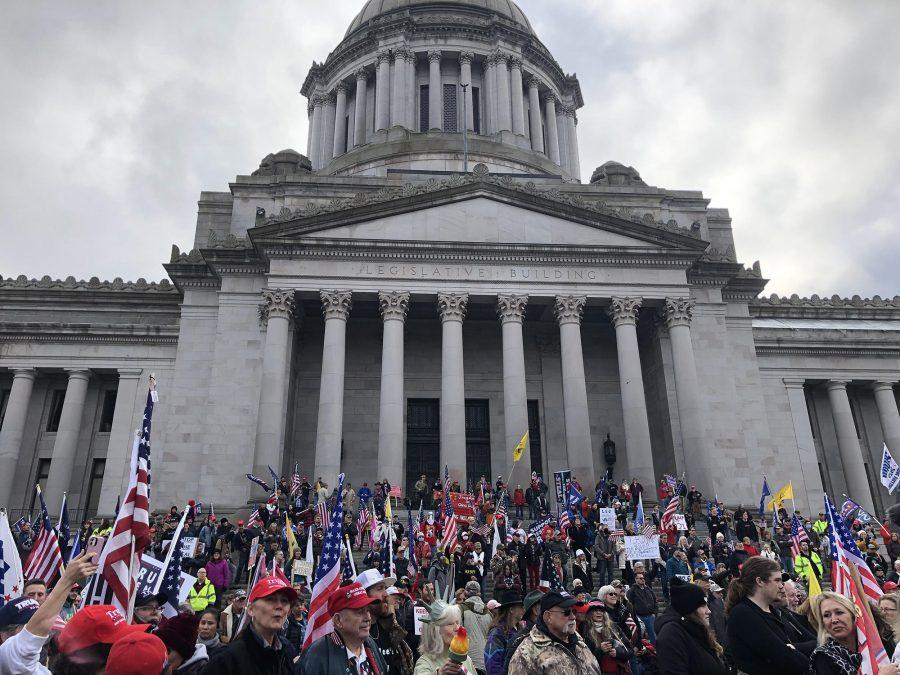 Washington Lawmakers Seek to Tighten Private Militia Legislation