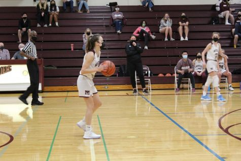 MIHS Girls Basketball Dominates in Home Opener