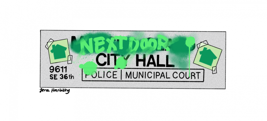Nextdoor 'Council of Five'  to replace Mercer Island City Council