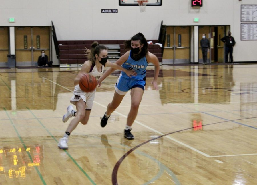 MIHS Girls Basketball Defeats Interlake, Improves to 5-0